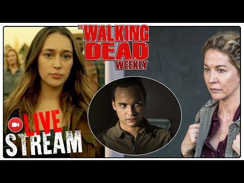 MAPP LIVE : #FEARTheWalkingDead WEEKLY! Season 4 Episode 4