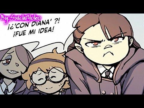 little-witch-academia-:-señal-(español)-cap.-2---cómic-yuri