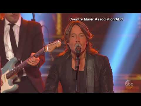 CMA tribute to Vegas victims