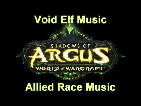 Void Elf Music (Allied Race Music) - Legion Music