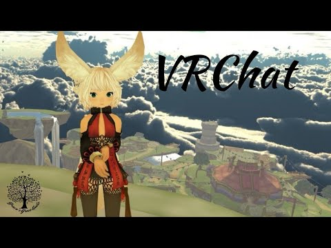 VRChat Introduction [Virtual Reality] [Oculus Rift] [Game Play]