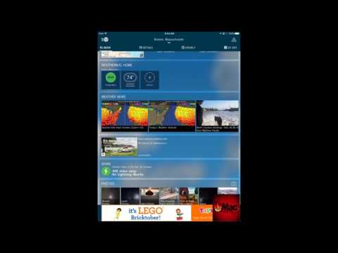 WeatherBug App Review - Weather App for iPhone/iPad/iPod/Google Play