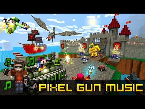Pixel Gun 3D | حرب العربات🤣🤣🤣