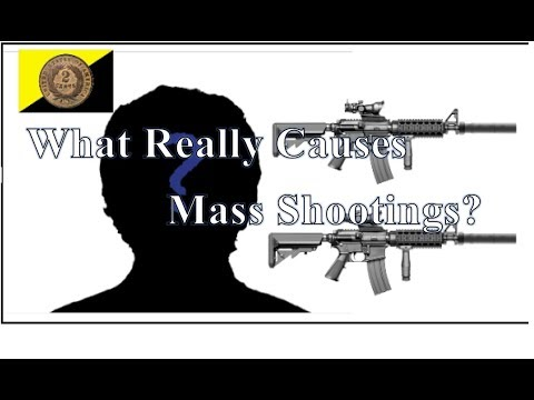 What Really Causes Mass Shootings?