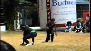 KaJuKenBo Eskrima at Solano County Fair - Vallejo