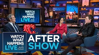 After Show: What Eddie Redmayne Learned From Stephen Hawking | WWHL