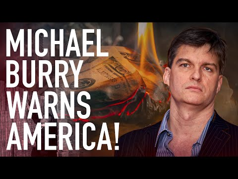 Michael Burry Warns America: Weimar Hyperinflation Is Coming