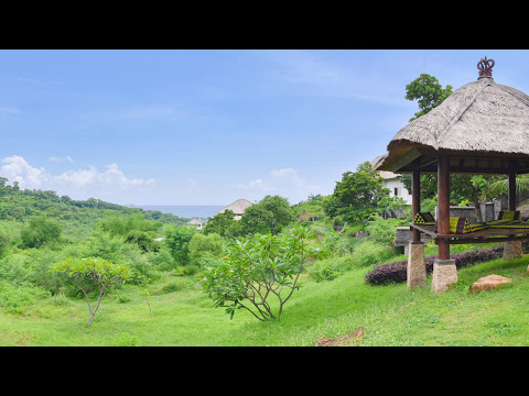 North Bali mountain villa for sale with panorama views