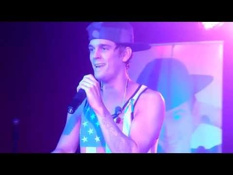 """Aaron Carter ~ New Song: """"What Would You Do"""" Boston, MA"""