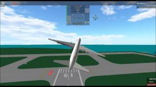 Roblox I A Place with Airliners I Full Flight SWR 840