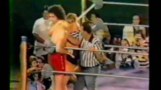 Andre The Giant | Chuck Wepner (ex) 1/1