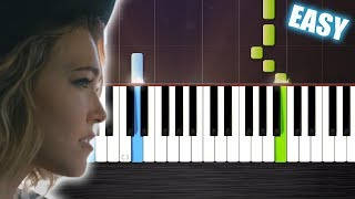rachel platten fight song easy piano tutorial by plutax synthesia