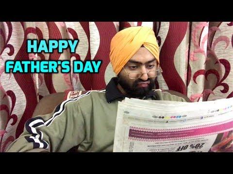Happy Father's Day   Harshdeep Ahuja V34 - YouTube
