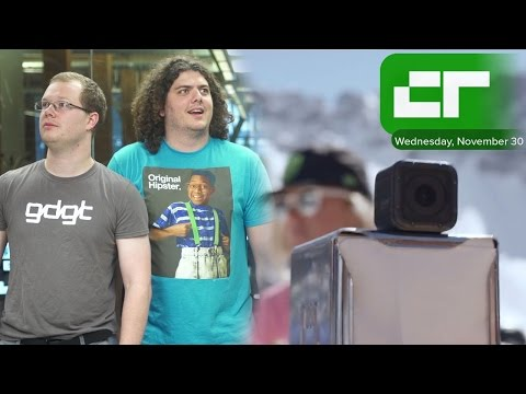 GoPro Cuts 15% of Workforce | Crunch Report