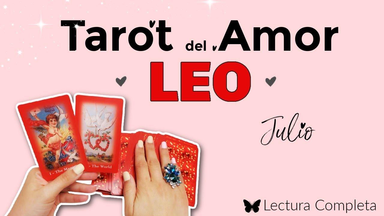 LEO! ♌️UN REGALO MUY ESPECIAL, ALGUIEN MUY ESPECIAL... 💝🙏💝TAROT AMOR JULIO 2021