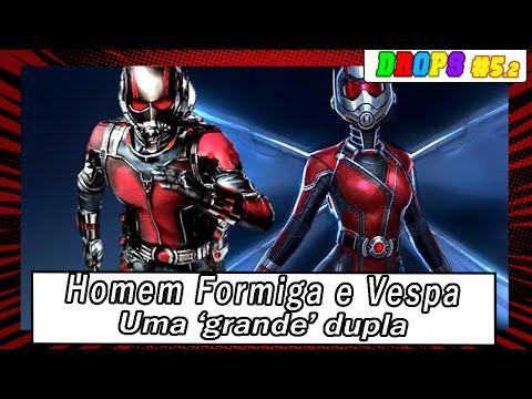 Trailer do filme Homem-Formiga e a Vespa