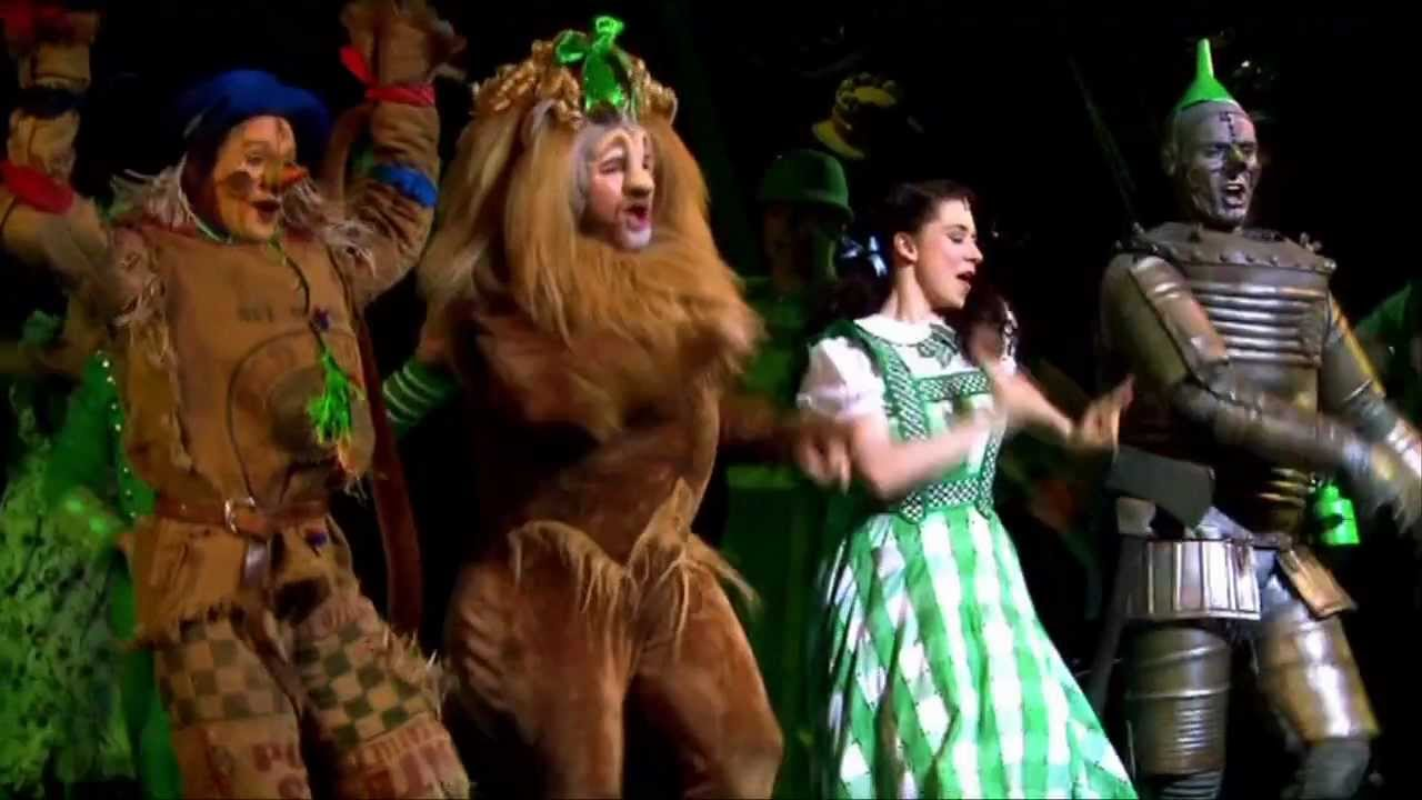 The Wizard Of Oz Youtube