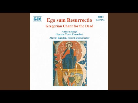 Gregorian Chant for the Dead: Dies irae (Sequentia)