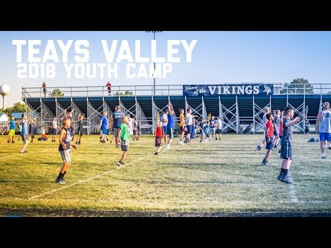 Teays Valley Youth Camp, 2018
