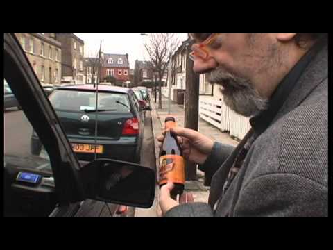 The Beer Hunter and the cabbie