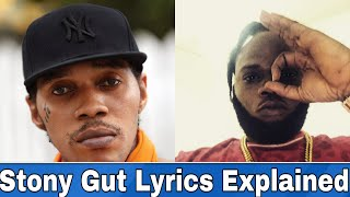 Vybz Kartel x Chronic Law 'Can't Kill We' Lyrics EXPLAINED