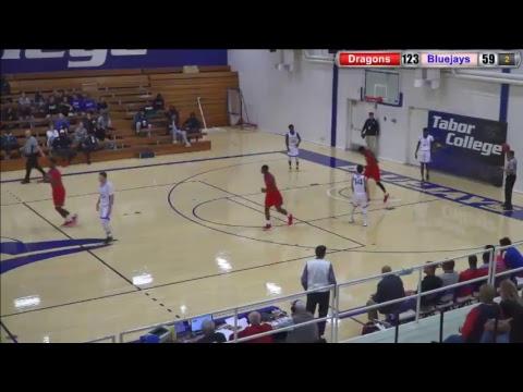 Blue Dragon Men's Basketball at Tabor College JV