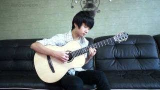 (Sting) Fragile - Sungha Jung