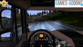 Euro Truck Simulator 2 Multiplayer Mod Stable Version *2014* Download