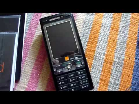 Sony Ericsson K800i 3.2MP Cybershot Mobile Phone