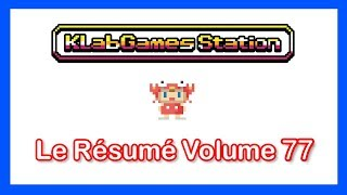 KLab Games Station : Le Résumé Volume 77
