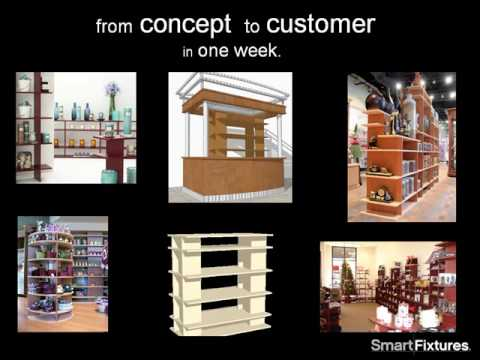 Smart Fixtures-Store Displays That Maximize Your Space