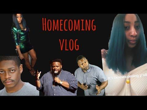 HBCU Homecoming Vlog | WSSU