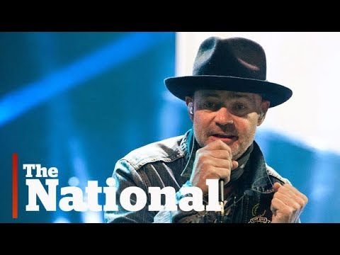 "Gord Downie dies: Tragically Hip singer's music was Canada's ""secret"""