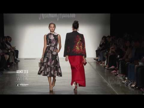 Neiman Marcus: The Art of Fashion at 2016 HONOLULU Fashion Week presented by Hawaiian Airlines