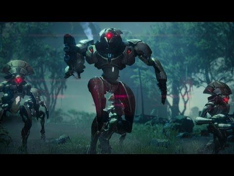 Bungie developers walk us through the Destiny E3 demo