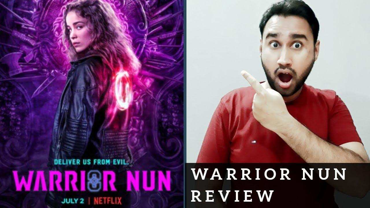Warrior Nun Review | Netflix Original Series Warrior Nun | Faheem Taj