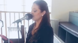 The Clouds Veil performed by Katie Hughes Wedding Singer YouTube Thumbnail