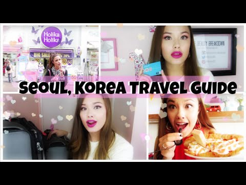 My Seoul, Korea Trip Travel Guide Tips and Tricks! Food, Mon