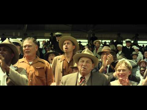 42 (2013) Official Trailer #2 (HD) Harrison Ford, Christopher Meloni