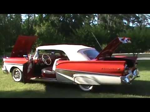 Repeat 1958 Ford Fairlane 500 Sunliner by Vintage Car Fan