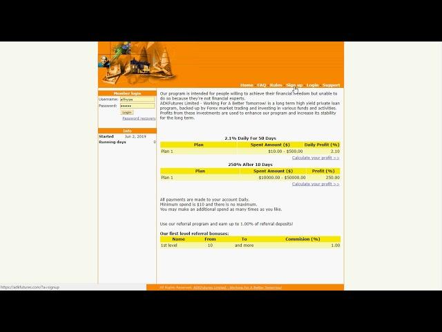 Adkfutures com Reviews: SCAM or LEGIT? – Bitmoneytalk com