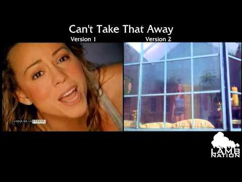Mariah Carey - Can't Take That Away - Versions