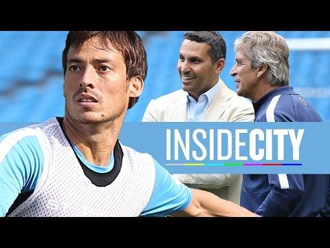 Silva's Stunning Freekick & Khaldoon Al Mubarak tours the City Football Academy | INSIDE CITY 122