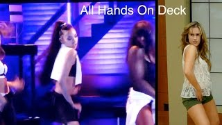 Tinashe's ALL HANDS ON DECK – Dance Tutorial