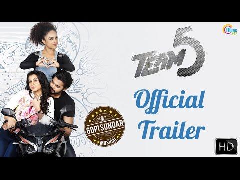 Team 5 Malayalam Movie | Trailer |...