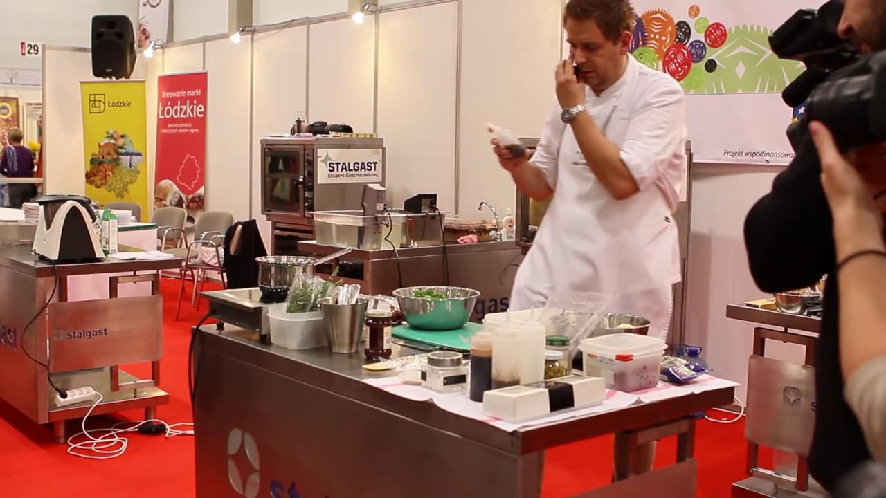 Pokaz Kulinarny Wojciech Modest Amaro Natura Food 2012 Hd 1080p