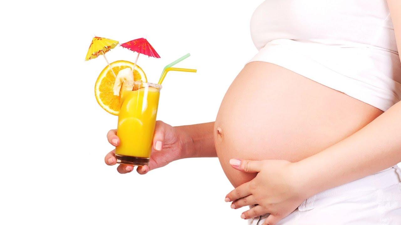 Minuman yang Baik Saat Hamil
