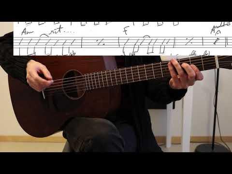 Antidote (Faith Marie) – Guitar lesson