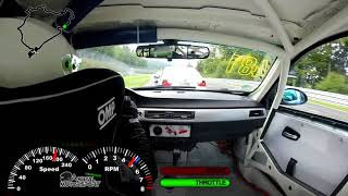 VLN7 23.09.2017 Marc Roitzheim V4 | Ahrtal-Motorsport Onboard