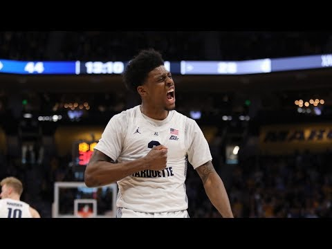 Marquette Courtside - #16 Marquette tops Xavier 70-52, stays undefeated at Fiserv Forum